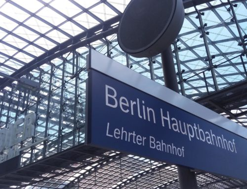 Berlin – Training on personal data protection for IT