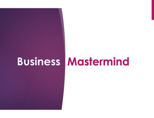 Business Mastermind workshops